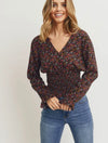 Free People Sweetheart Sweater in Black