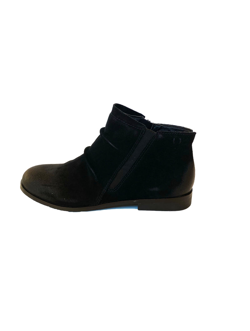 Salvia Carly Bootie in Black Hydra
