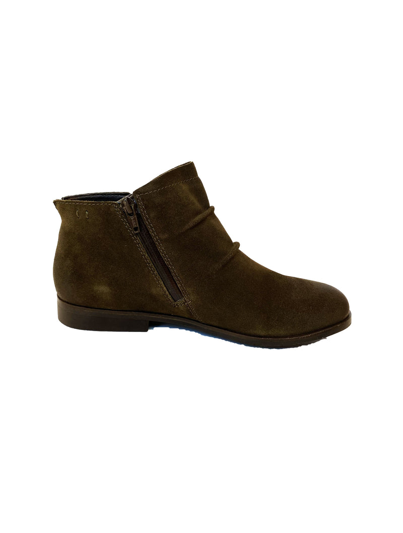 Salvia Carly Bootie in Loden Hydra