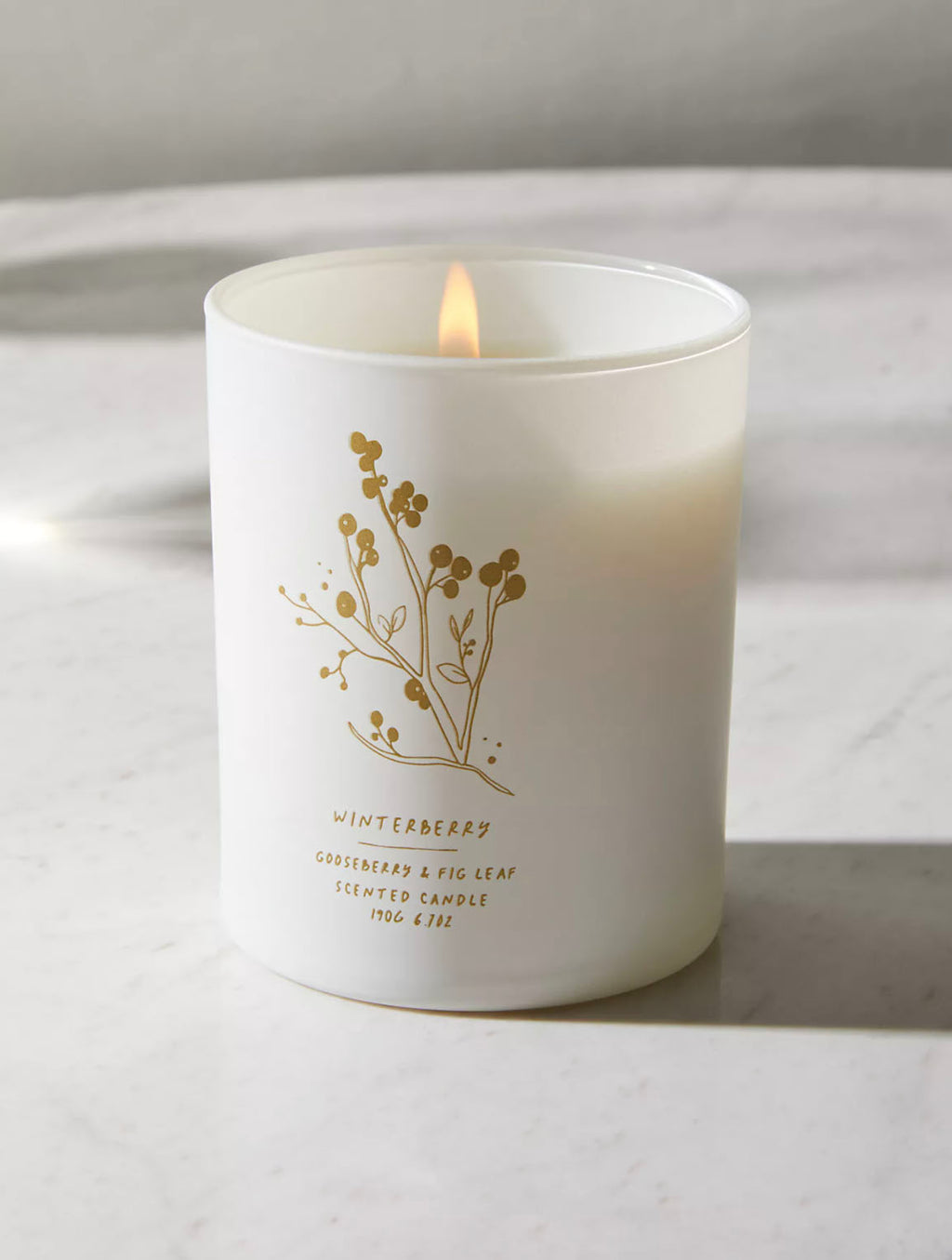 Free People Candle in Winterberry