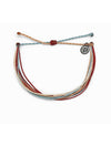 Pura Vida Saturn Ring in Rose Gold