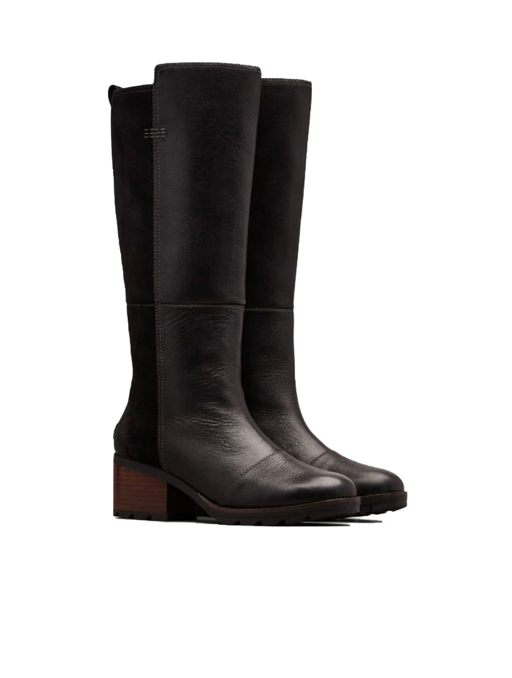 Sorel Cate Tall Boot in Black