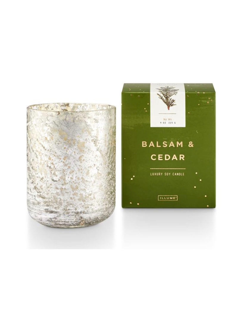 Illume Boxed Balsam Candle