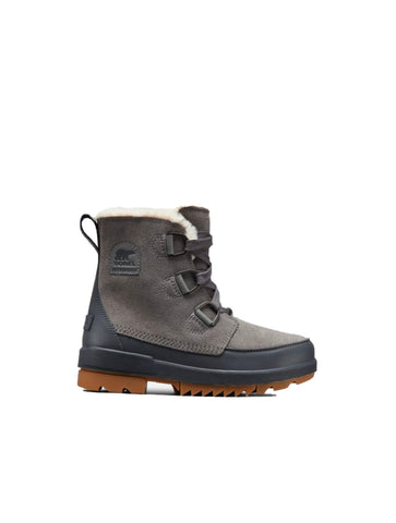 Spring Step Acaphine Winter Boot in Black
