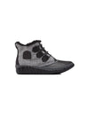 NAOT Buzz Sneaker in Light Gray/Cobra/Black
