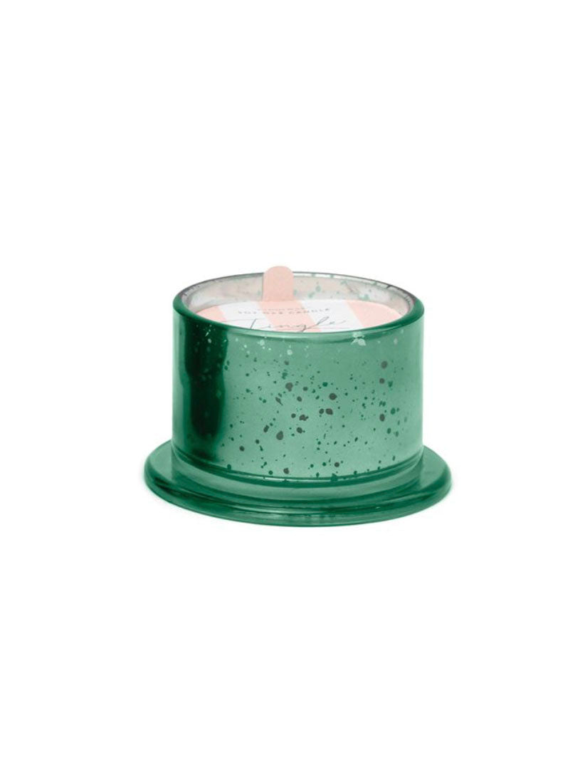 Paddywax Tinsel Small Candle in Cranberry Pine