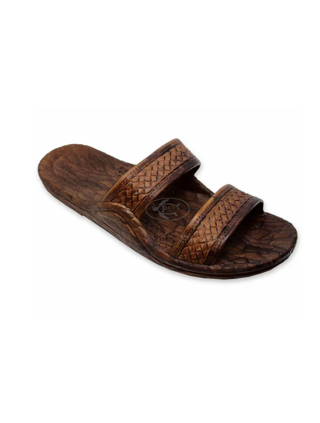 Pali Hawaii Slide Sandal in Light Brown