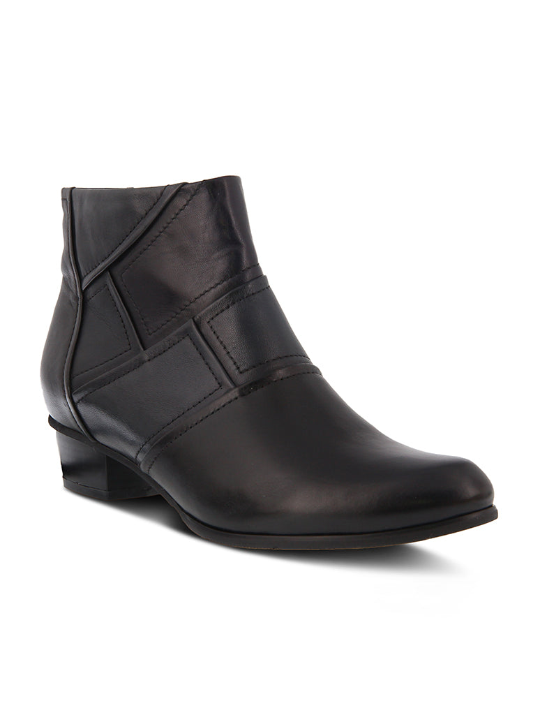 Spring Step Ameliarose Bootie in Black