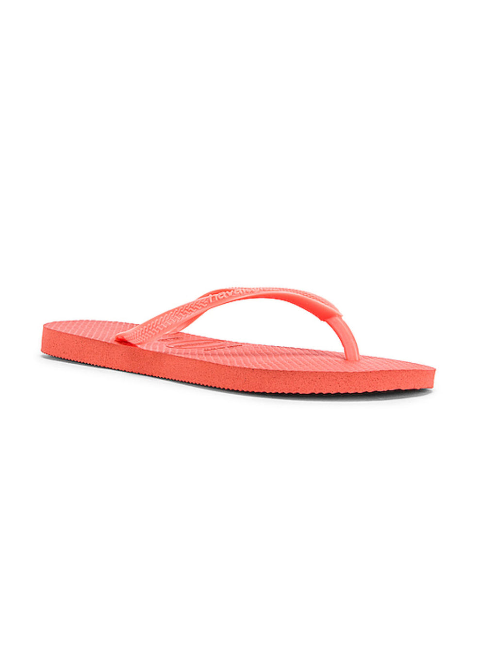 Havaianas Slim Flip Flop in Cyber Orange
