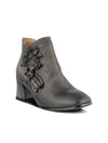 NAOT Emerald Boot in Oily Midnight Suede