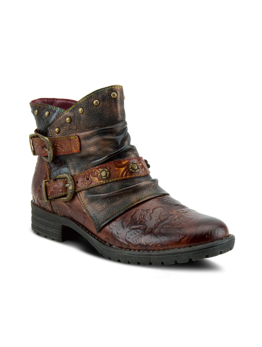 L'Artiste Claudine Boot in Brown