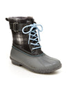 Cougar Creek Snow Boot in Black