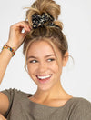 Natural Life Super Scrunchie in Animal