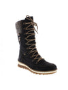Eric Michael Tuscon Ankle Boot in Black
