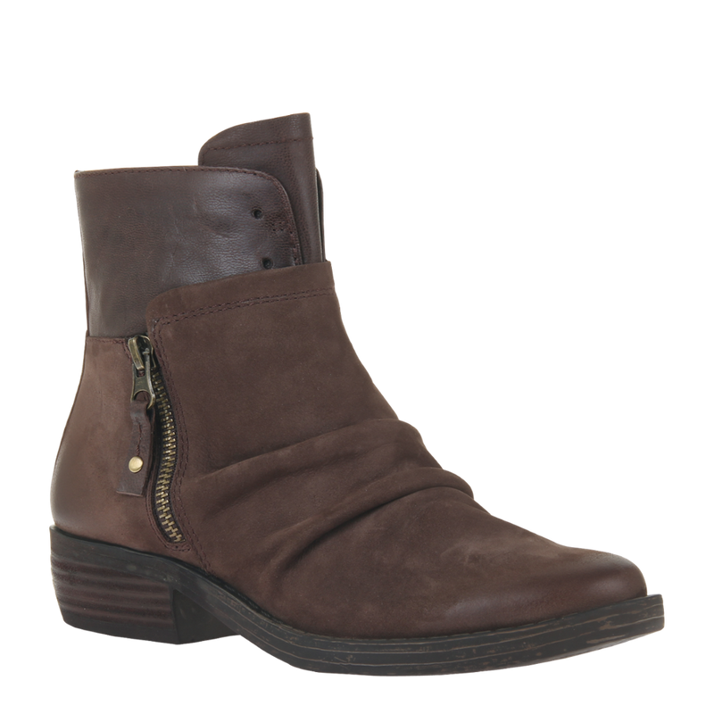 YOKEL in DARK BROWN