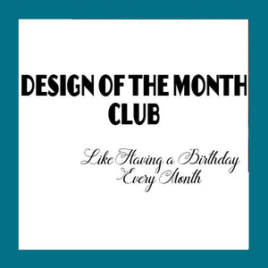 Design of the Month Club by the Month