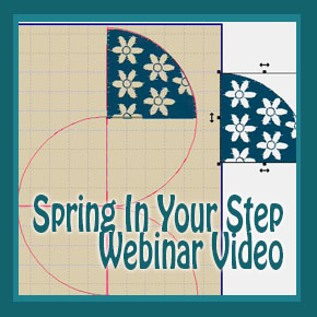 The Spring Outside and In- Webinar Video