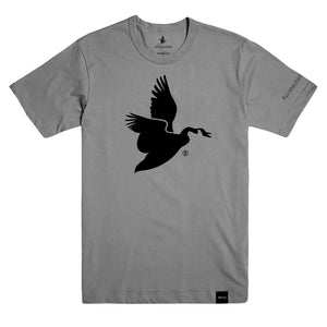 allgoose 'allCanada' tee / grey