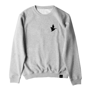 allgoose original crewneck / grey
