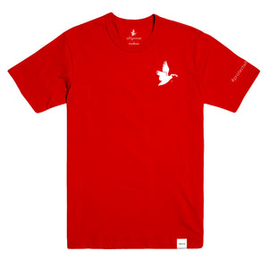allgoose original tee / red