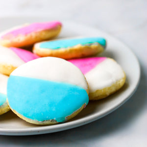 The Perfect Baby Shower Cookies