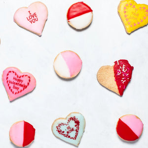 Valentine's Day Seasonal Cookies