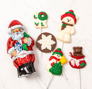 Chocolate Christmas Treats