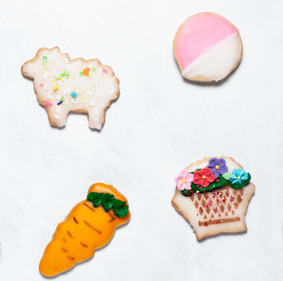 Easter Seasonal Cookies