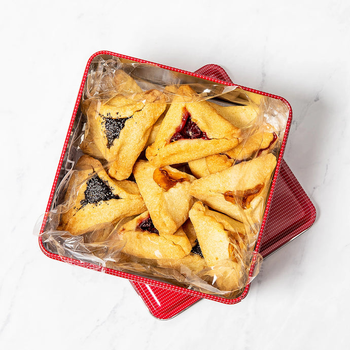 Hamentashen Mini Gift Tin
