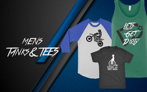 Mens Tees and Tanks
