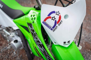 DOUBLE D DECAL STICKER | DEEP DIRT