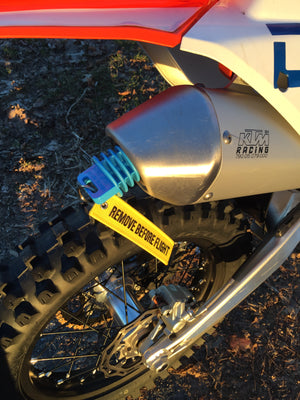 Dirty Hole Plug Large Bike and FmF Pipe Gear | DEEP DIRT
