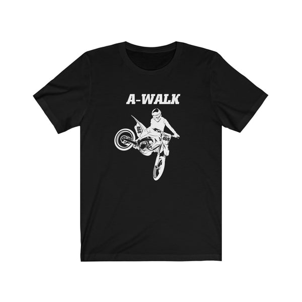 "Helping Riders Heal Charity TEE ""A-WALK"" Austin Walker"