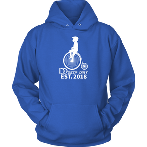 Mens | Womens Big Brappin' Hoodie | DEEP DIRT