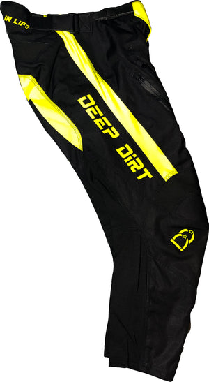 2021 Deep Dirt Mx Pant 9pm Neon