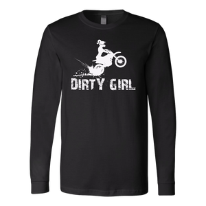 Dirty Girl Lil Lady Longsleeve Tee