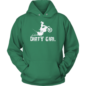 Dirty Girl Lil Lady Hoodie