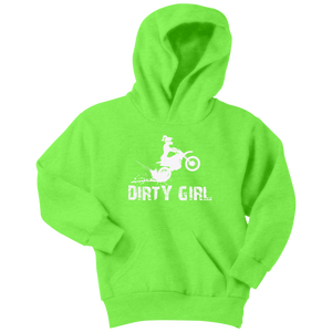 Dirty Girl Lil Lady KIDD Hoodie
