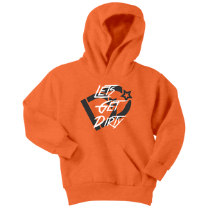 Lets Get Dirty Youth Hoodie DD | Deep Dirt