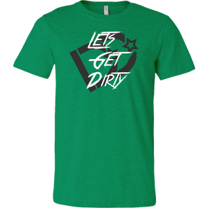 Lets Get Dirty Tee DD | Deep Dirt