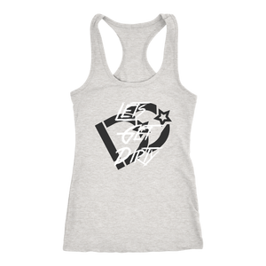 Lil' Lady Lets Get Dirty Racerback Tank Top DD | Deep Dirt