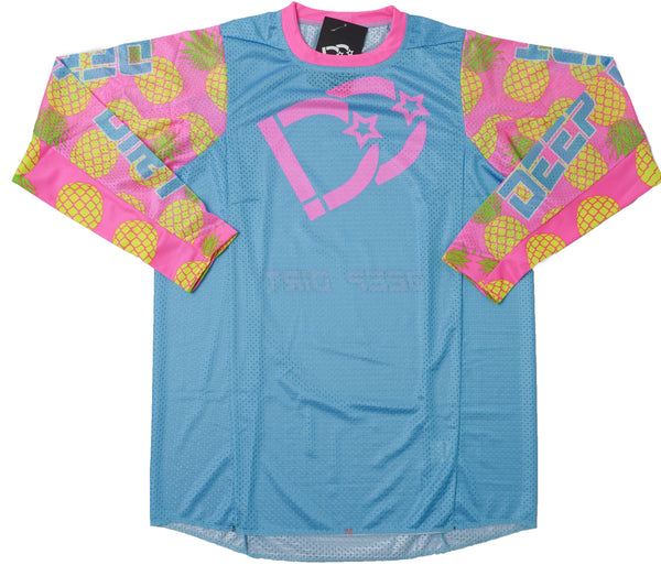 2021 Deep Dirt Jersey Cotton Candy Pineapple