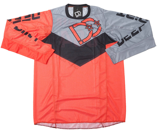 2021 Deep Dirt Jersey Team Orange