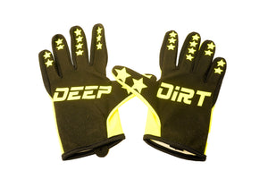 2020 Deep Dirt Mx glove 9pm Neon