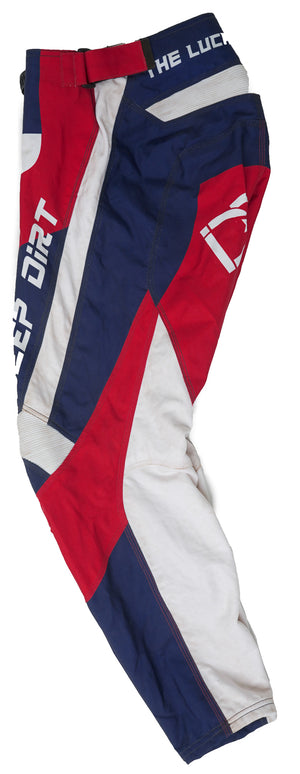 2021 Deep Dirt Mx Pant Freedom