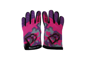 2021 Deep Dirt Mx Glove Pink Camo
