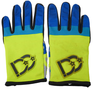 2020 Deep Dirt Mx Glove Neon Camo