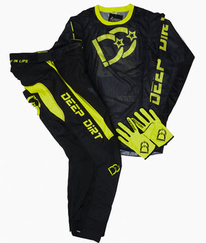 2021 Deep Dirt Jersey 9pm Neon