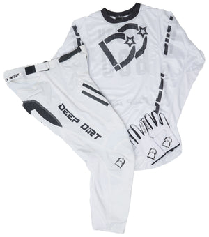 2020 Deep Dirt Jersey Whiteout