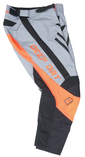2021 Deep Dirt Mx Pant Team Orange